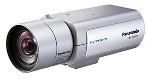 IP видеокамера Panasonic WV-SP305E HD H.264