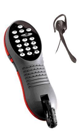 Тестовые телефонные трубки Compact DSP