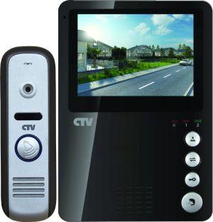 Цветные видеодомофоны CTV