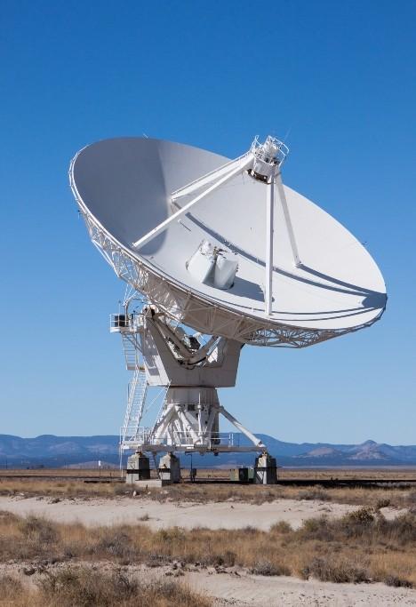 радио связь в космосе