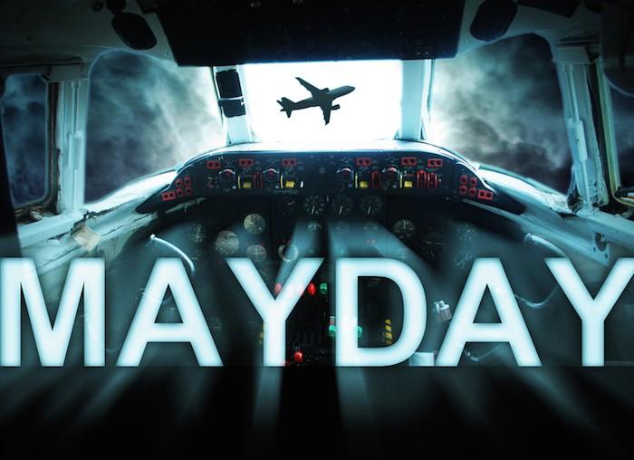 Сигнал бедствия Mayday