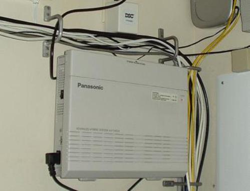 телефонные станции Panasonic
