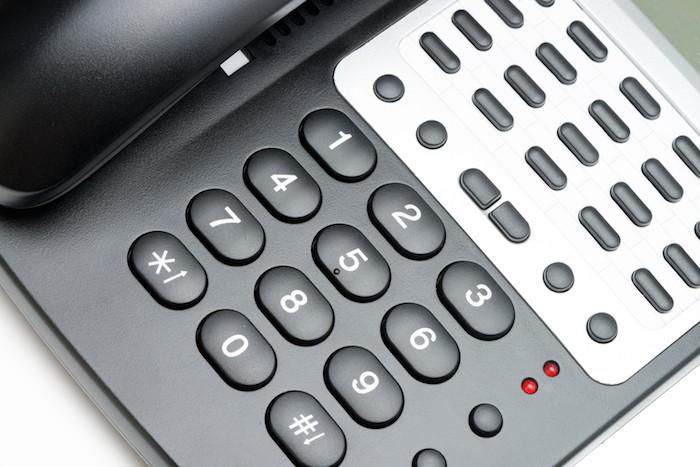 системный телефон атс