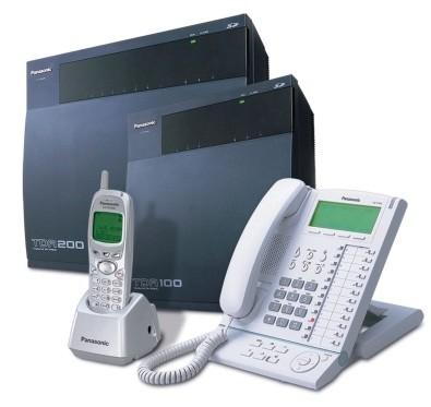 Мини-АТС Panasonic TDA200