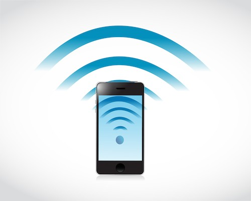 Wi-Fi телефон
