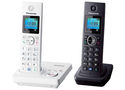 Радиотелефоны Panasonic DECT