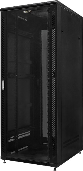 Использование шкафа 22u для хранения сетевой аппаратуры