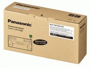 Тонер-картридж Panasonic KX-FAT421A7