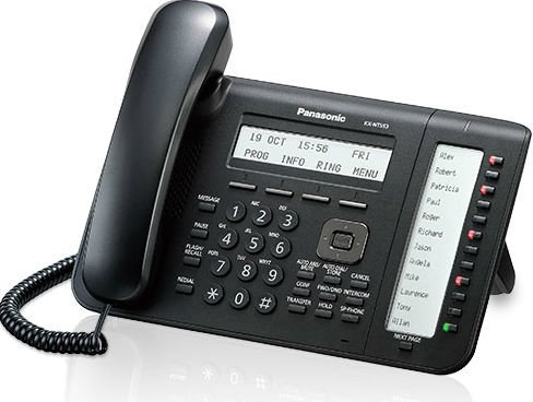 Panasonic KX-NT553RU IP телефон