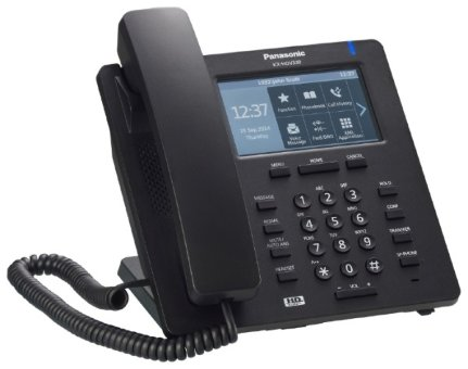 Panasonic KX-HDV330RUB проводной SIP телефон