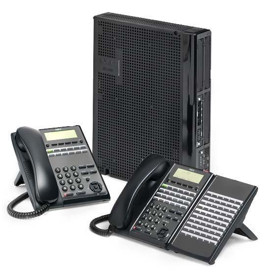 Цифровая АТС NEC SL2100 IP7WW-4KSU-C1