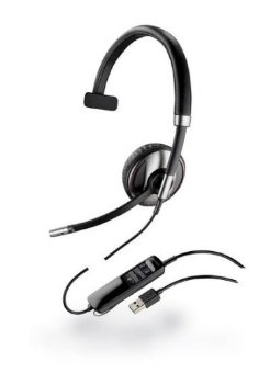 Проводная/Bluetooth гарнитура для компьютера Plantronics BlackWire C710M (PL-С710M) USB, MOC, Lync