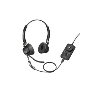 Jabra Engage 50 Duo, USB-C (5099-610-189) гарнитура