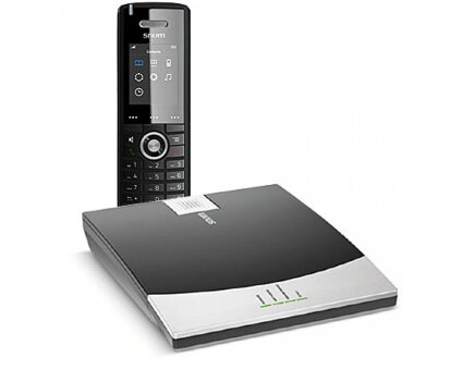 Snom C50 SIP телефон DECT with m9r base stat